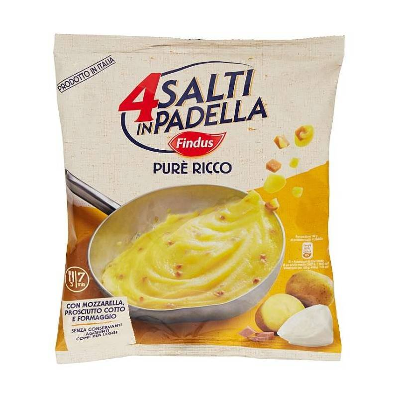 Findus 4 Salti in Padella...