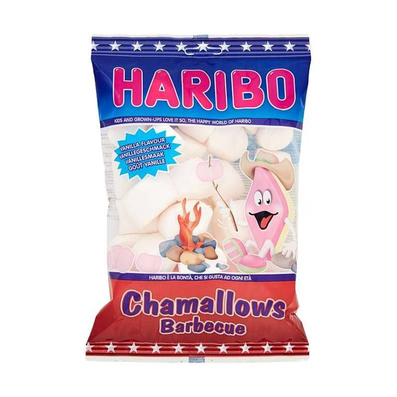 Haribo Chamallows Barbecue...